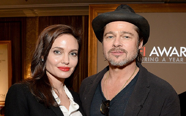 Angelina Jolie and Brad Pitt Are Still Working Out Divorce Settlement