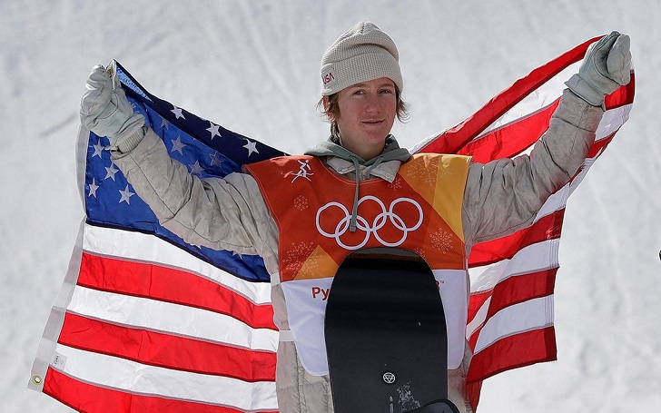 17-Year-Old Snowboarder Red Gerard Wins First U.S Gold Medal at 2018 Winter Olympics