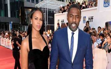 Engagement:Idris Elba Proposes to Girlfriend Sabrina Dhowre at Screening for New Movie, 'Yardie'