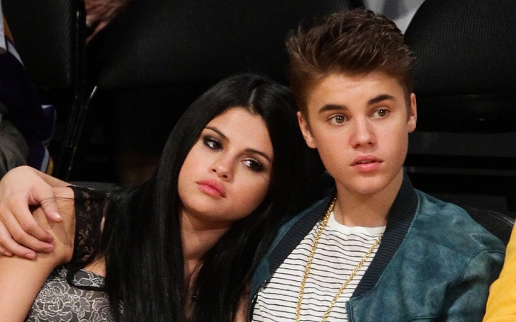 Justin Bieber and Selena Gomez's Pre-Valentine Meet up