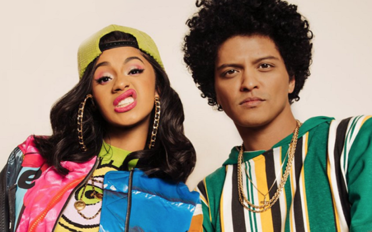 Bruno Mars Reveals Final 24K Magic North American Tour Dates With Cardi B