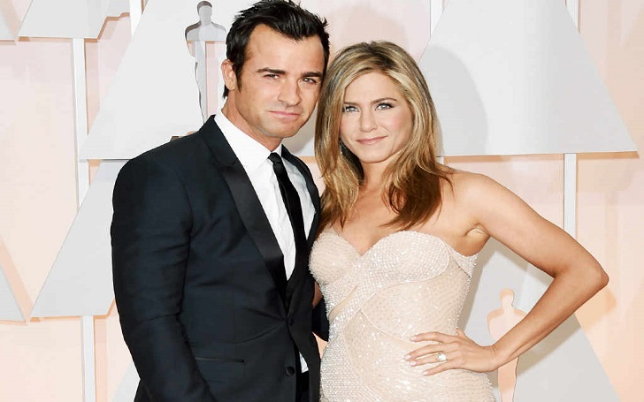 Jennifer Aniston and Justin Theroux Split after 7 Years of Relationship