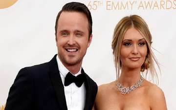 Aaron Paul Names his Firstborn Daughter Story Annabelle Paul