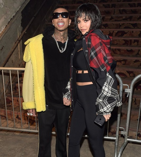 Here is what Kylie Jenner's Ex Tyga has to say About Kylie's new Life