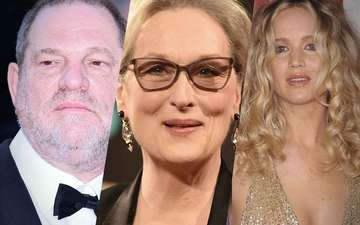 Harvey Weinstein Apologizes to Jennifer Lawrence and Meryl Streep in Defense Lawsuit