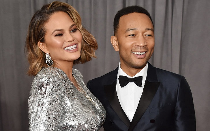 Pregnant Chrissy Teigen Shares First Ultrasound Photo of Her Baby Boy