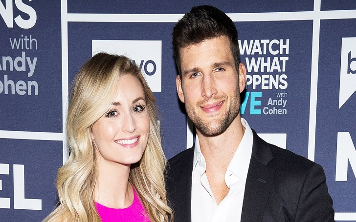 Imposters Alum Parker Young Is Engaged, Expecting First Child With Fiancee Stephanie Weber