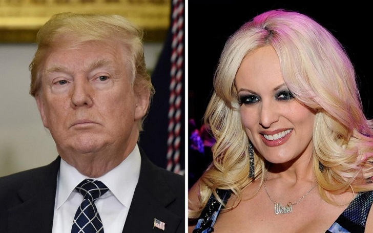 Porn Star Stormy Daniels Sues President Donald Trump Over 'Hush Agreement': Details