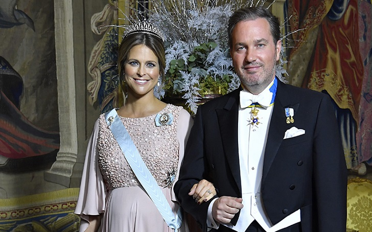 Princess Madeleine of Sweden Gives Birth, Welcomes Third Child, a Baby Girl With Christopher O'Neill