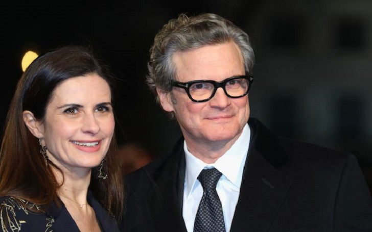 Colin Firth's Wife Livia Giuggioli Admits to Had an Affair With Alleged Stalker