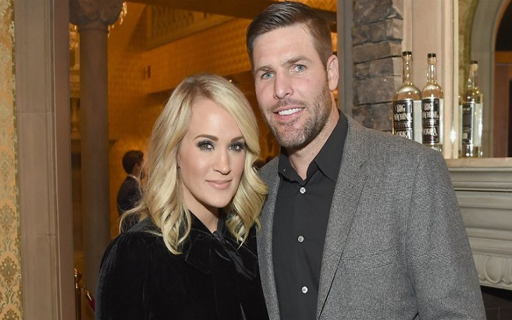 Mike Fisher Celebrates Wife Carrie Underwood's 35th Birthday: 'Amazing Mom With Killer Hair'