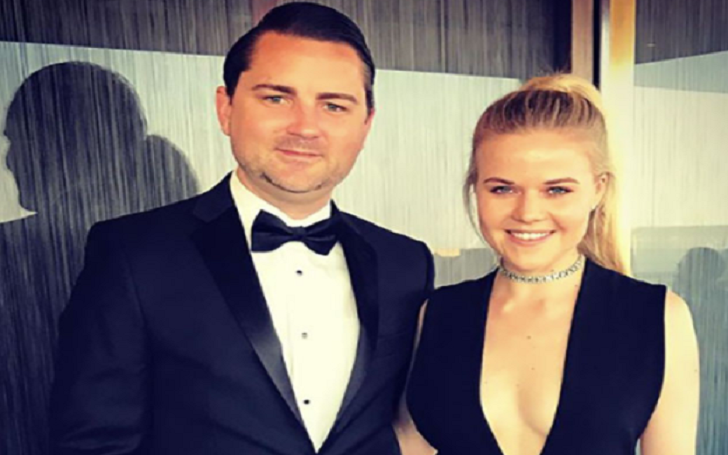 'Laguna Beach' Alum Dieter Schmitz Is Expecting First Child With Wife Isabell Hiebl