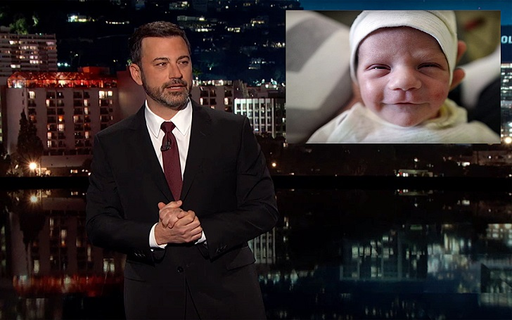 Jimmy Kimmel and His Wife Molly McNearney 'Didn't Want to Get Too Close' to Son Billy at First