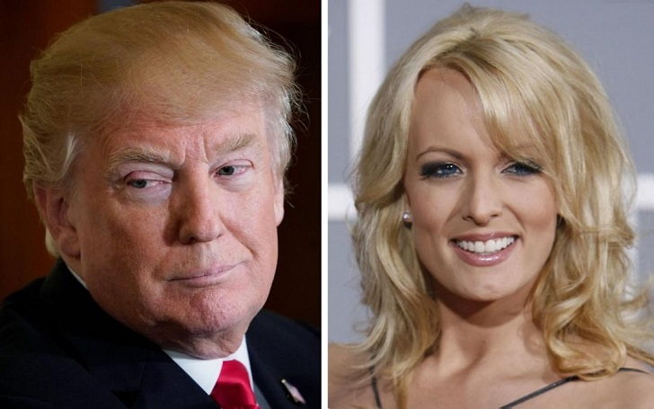 Stormy Daniels Offers to Return Money to Speak Freely About Her Alleged Affair With Donald Trump