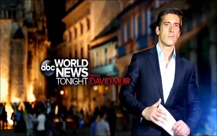 David Muir's Latest TV Ratings Win Breaks a Longtime NBC Streak