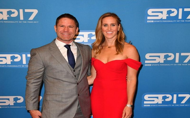 Team GB Rowing Star Helen Glover Is Pregnant, Expecting Twins Children With Husband Steve Backshall