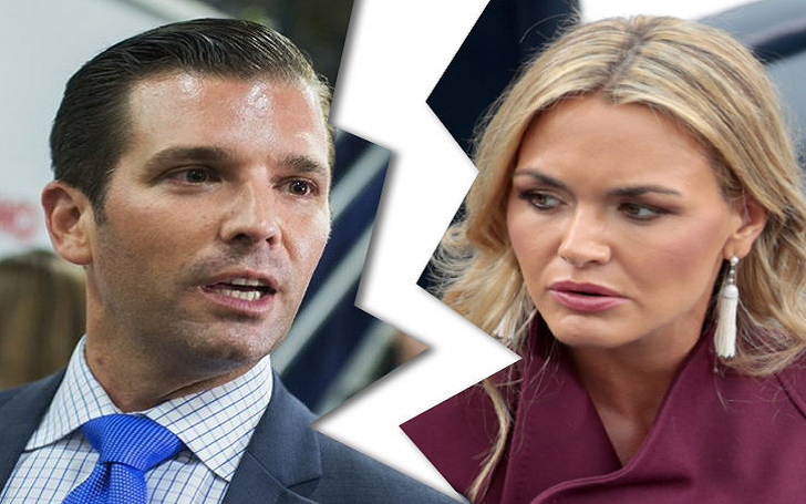 12 Years of Marriage Fails: Vanessa Trump Files for Divorce Against Husband Donald Trump Jr.