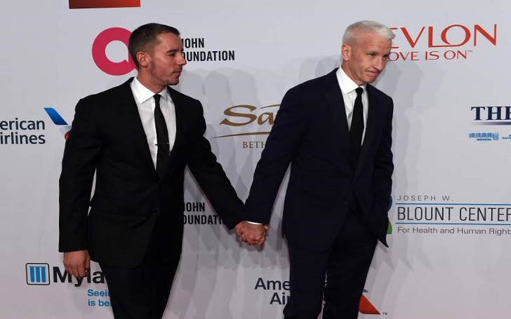 from Theodore anderson cooper is gay