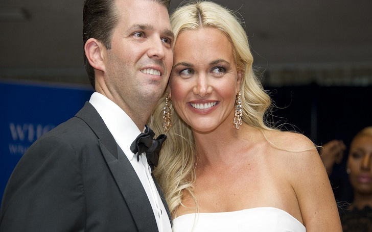 Did Donald Jr. make his wife Vanessa Trump live 'like a second-class citizen'?