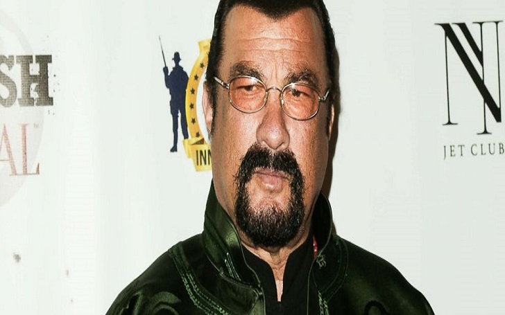 Two Women Accuse Actor Steven Seagal of Rape and Sexual Assault