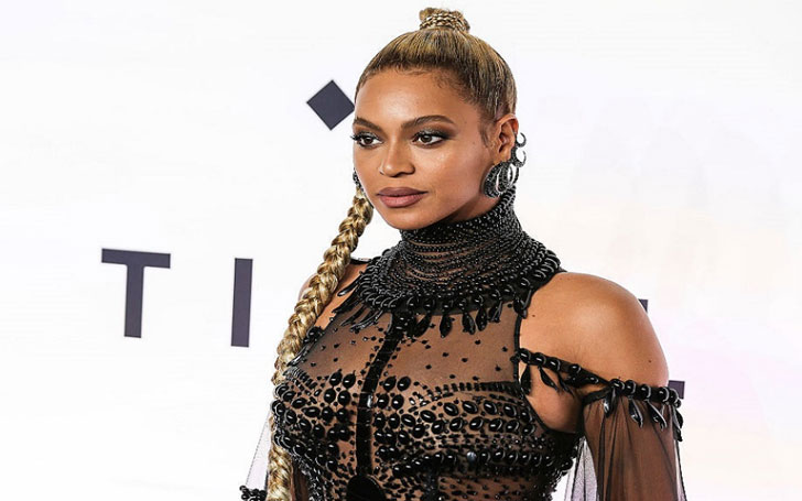 Beyoncé Becomes Visibly Emotional After Being Honored at 2018 Wearable Art Gala