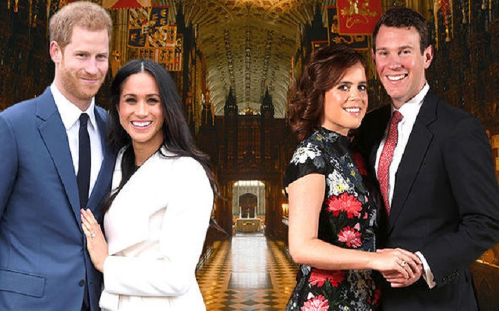 Will Princess Eugenie's Wedding Prove Uncomfortable for Prince Harry and Meghan Markle?