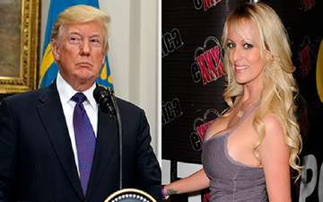 Stormy Daniels Passed Polygraph Test on Having Unprotected sex with Donald Trump