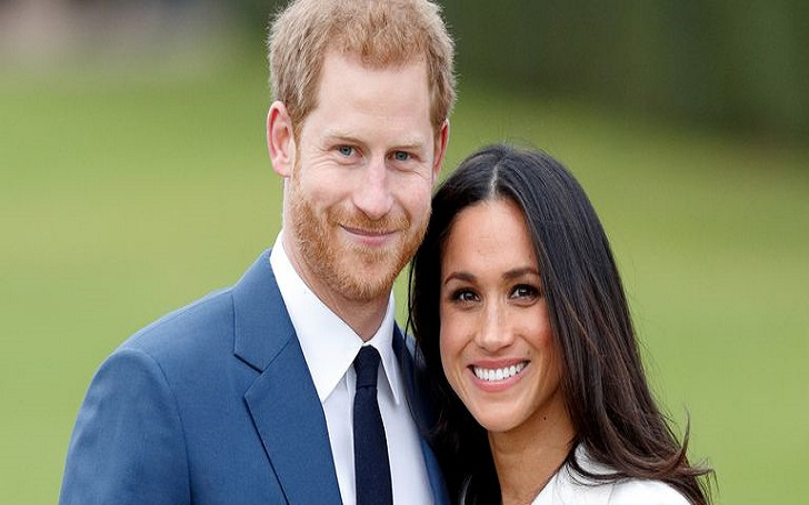 New tell-all Book Reveals How Meghan Markle and Prince Harry Kept Relationship Away From Paparazzi