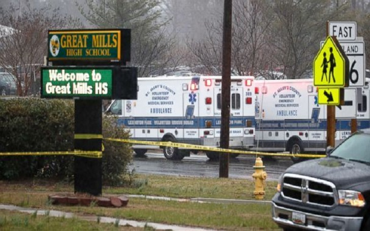 Great Mills School Shooting: Critically Injured girl Might've had Relationship with Shooting Suspect