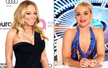 Mariah Carey Quotes 'Mean Girls' Responding to a Tweet from Katy Perry