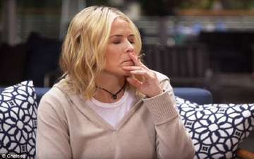 Versatile TV Personality Chelsea Handler Reveals How She Quit Smoking