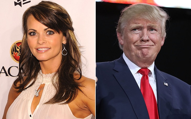 Karen McDougal Gets Emotional: Cries & Apologizes Over Her Affair With Donald Trump