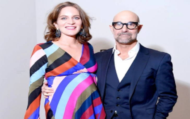 Felicity Blunt Is Pregnant, Expecting Second Child With Husband Stanley Tucci: Baby Bump Photo
