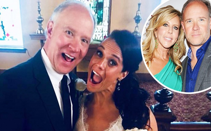 brooks ayers dating vicki 'real housewives of orange county' star vicki gunvalson dating deadbeat dad — what a hypocrite  brooks ayers, the man vicki has been seen out with,.
