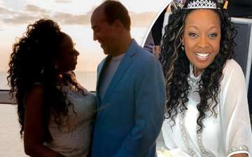 Star Jones Marries Fiancee Ricardo Lugo on a Cruise Ship in the Bahamas: Wedding Details