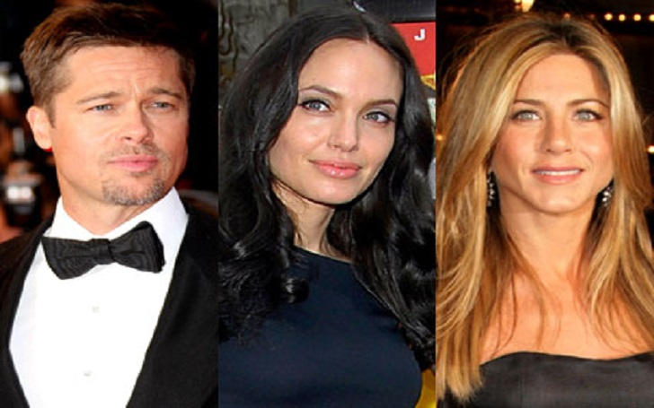 Angelina Jolie Is Dating A New Boyfriend While Brad Pitt Reunites With Jennifer Aniston?