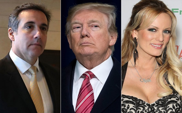 Porn Star Stormy Daniels Sues Michael Cohen, Donald Trump's Lawyer, for Defamation