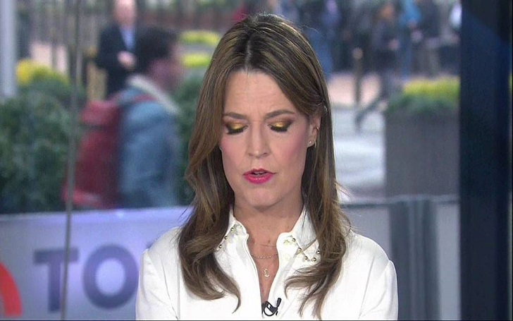 Savannah Guthrie Apology: She Says 'Sorry' For Her Live 'Today' Show Swear