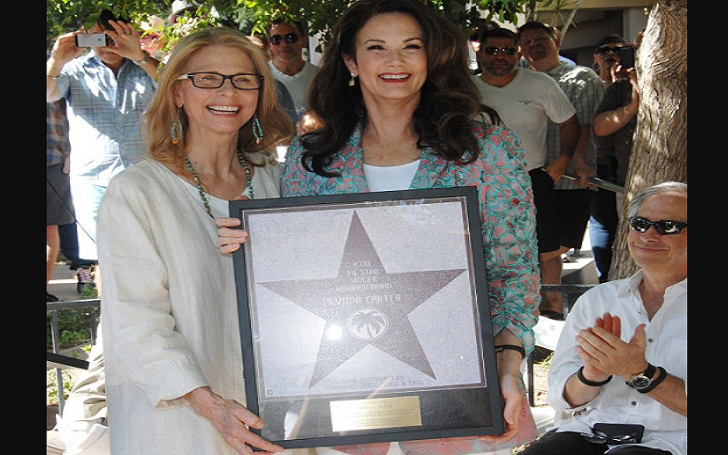 'Wonder Woman' Actress Lynda Carter Honored With Hollywood Star: Gal Gadot Congratulates Her