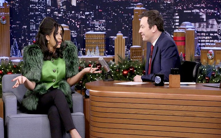 'Invasion of Privacy' Singer Cardi B Set to Co-Host 'The Tonight Show' Along With Jimmy Fallon