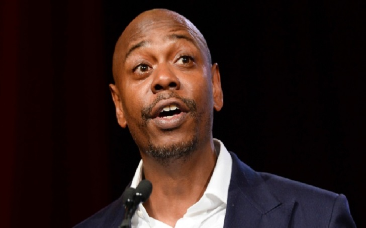 Man Who Threw Banana Peel at Dave Chappelle Sues The Stand Up Comedian
