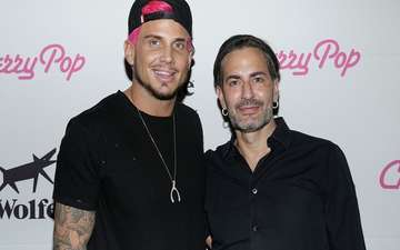Openly Gay Marc Jacobs Is Engaged to Boyfriend Char DeFrancesco: See The Epic Chipotle Proposal
