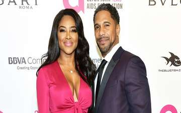 Kenya Moore's Pregnancy Confirmed, Expecting First Child With Husband Marc Daly