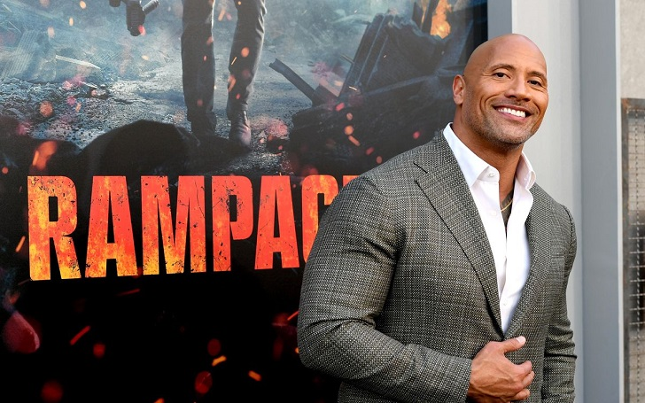 Dwayne 'The Rock' Johnson Is To Host A $300,000 Game Of HQ On Wednesday