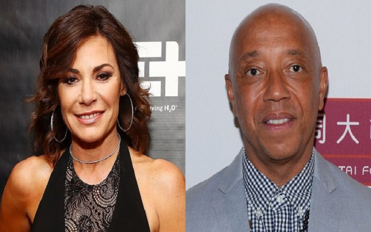 Sexual Misconduct: 'RHONY' Alum Luann de Lesseps Accuses Russell Simmons of Groping Her