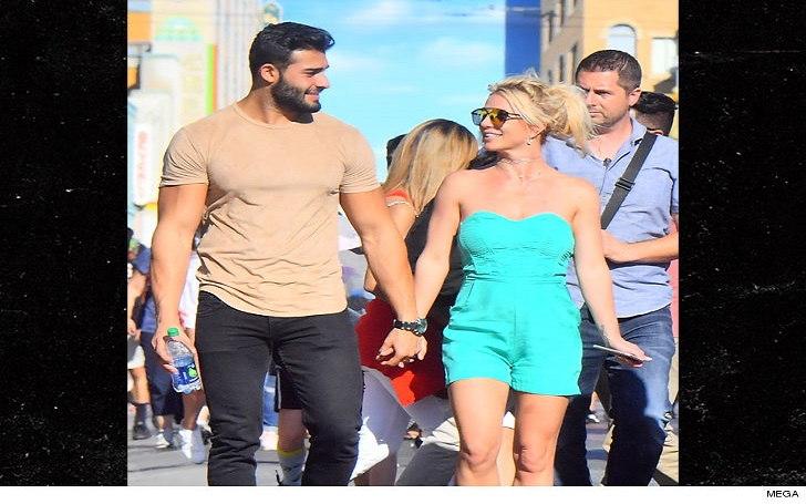 You Have Got The Moves: Britney Spears and Boyfriend Sam Asghari Share A Sexy Dance Video