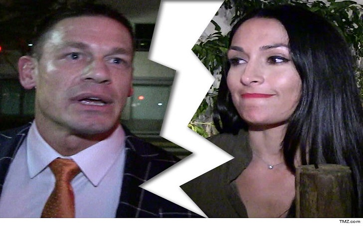 John Cena and Nikki Bella End Their Engagement Just Weeks Before Their Awaited Wedding