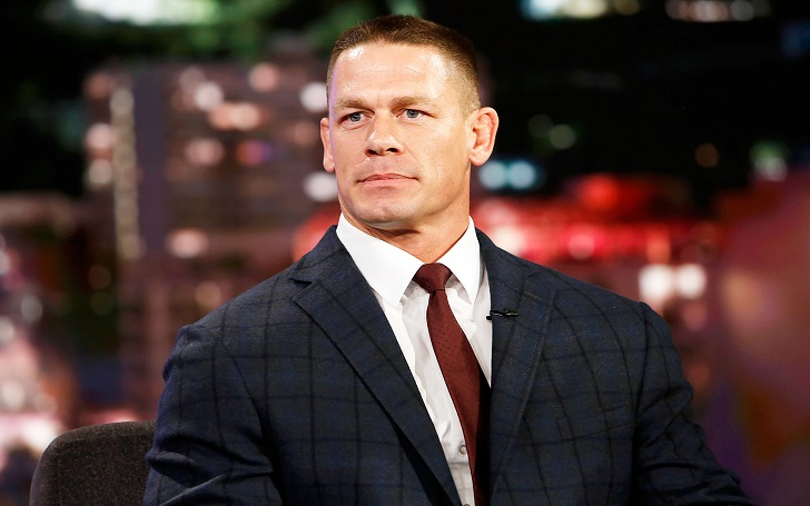WWE Superstar John Cena Hasn't Hold Back In Addressing His Breakup On Social Media