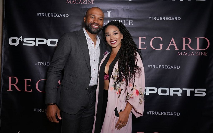Derek Fisher Engaged to Gloria Govan' former Lakers Teammate's Ex-wife