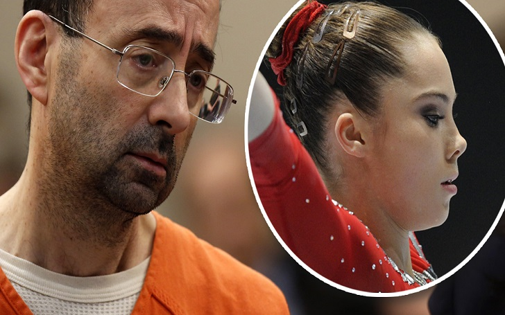 McKayla Maroney Says She Reported the Nassar Abuse to Olympic Coach John Geddert
